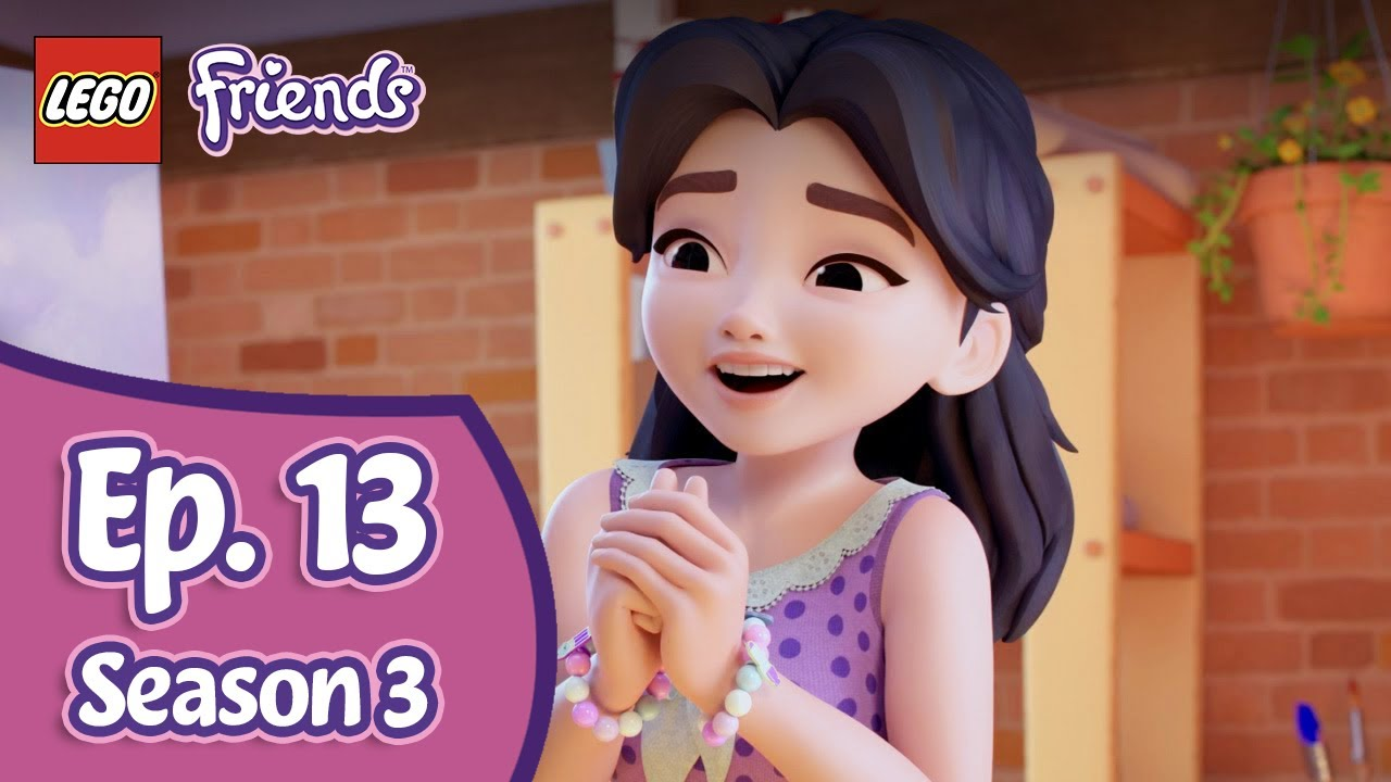Download Friends: Girls on a Mission |LEGO® Full Episodes| Episode 13: The Feels