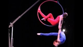 Hypnotized | Aerial Hoop Duet by KaliAndrews Dance Company