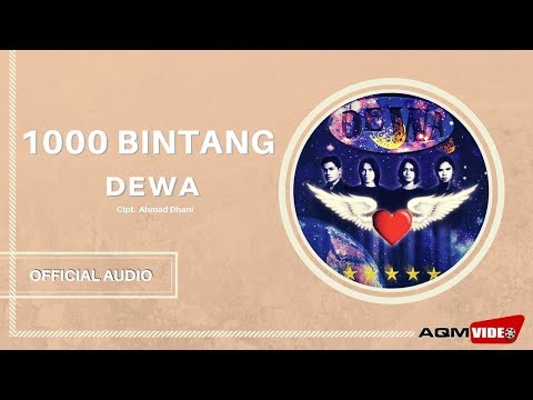 Dewa - 1000 Bintang | Official Audio