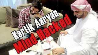Moein Al Bastaki Hacking the mind of the Indian Actor Kartik Aaryan