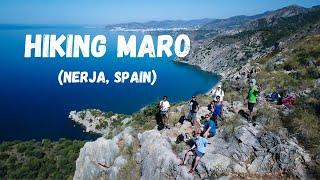 Hiking Maro, Nerja Spain