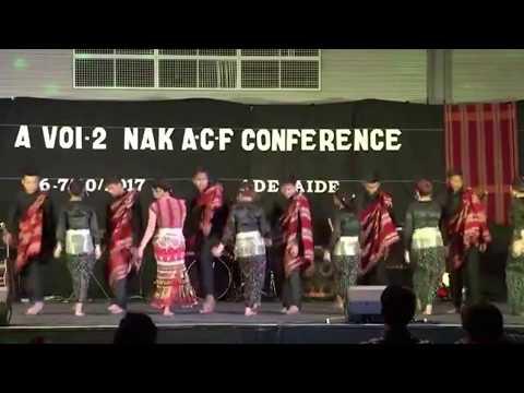 A Voi2 nak Australia Chin Federation (ACF) Conference Lam Zuamnak -ACF Perth 2017