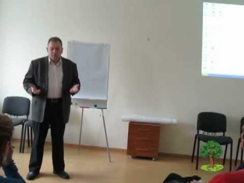Бизнес-тренер Олег Ишин