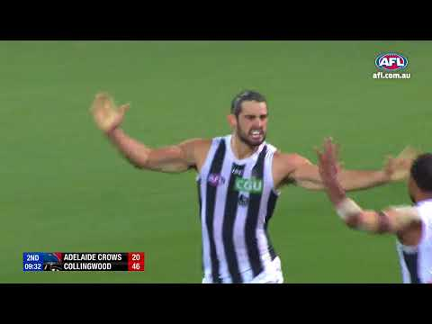 Coates Hire Goal of the Year - Round 4 2018 - AFL