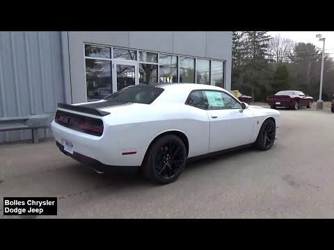 2018 Dodge Challenger Stafford Springs Enfield Somers Ct Monson