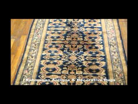 Antique Malayer Persian Rug #6410 by Rahmanan