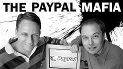 The Incredible Story of The PayPal Mafia