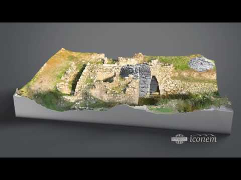 3D Modeling HD : Ugarit Syria by - Iconem