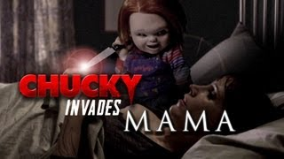 Video Chucky Invades Mama - Horror Movie MashUp (2013) Film HD download MP3, 3GP, MP4, WEBM, AVI, FLV April 2018
