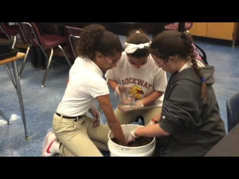Rockway Middle School Fairchild challenge 9 2016