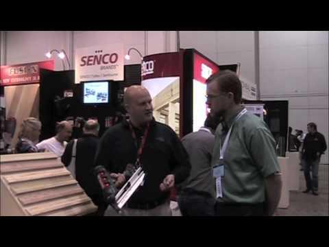 International Builders Show 2010 - Senco