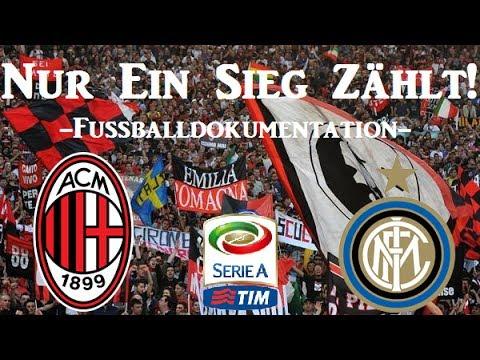 Nur ein Sieg zählt! - Erzrivalen im Fussball / AC Mailand vs. Inter Mailand - Dokumentation