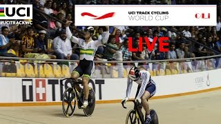 Full Replay | Track Cycling World Cup – Cambridge, New Zealand