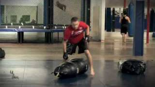 MMA Workout Drills