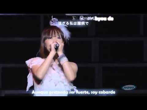 Kimi no shiranai monogatari - angela cover