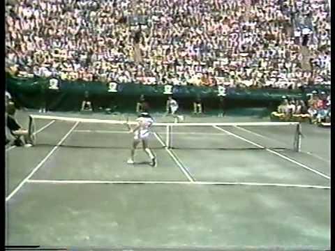 Ivan Lendl vs McEnroe Final - Tournament Of Champions Forest Hill 1984