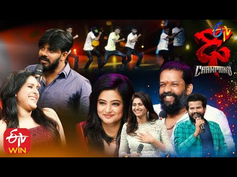 Dhee Champions | 7th October 2020 | Full Episode | ETV Telugu