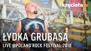 Powtórka koncertu Łydki Grubsa z #polandrock2018