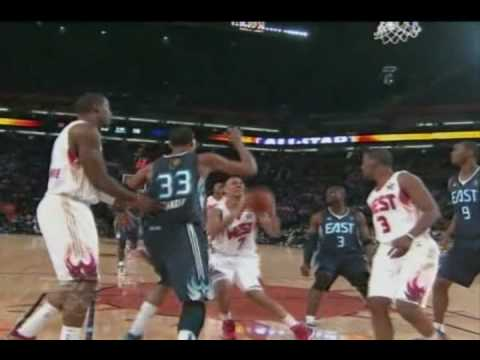 NBA 2009 All Star Highlights