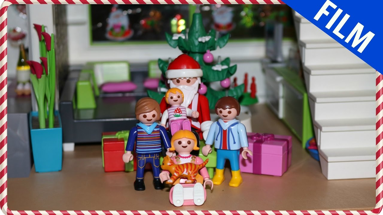 playmobil film deutsch heiligabend weihnachten youtube. Black Bedroom Furniture Sets. Home Design Ideas
