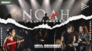 NOAH FULL CONCERT IN EVENT KONSER KEJAR MIMPI UNTUK INDONESIA