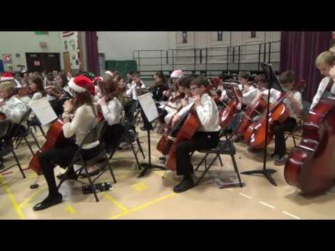 Kinsner 2016 Holiday concert part 2 of 2