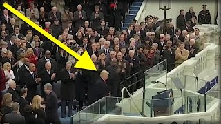 OH MY GOD! THE MEDIA DOESN'T WANT WHAT TRUMP DID AT HIS INAUGURAL SPEECH TO GET OUT
