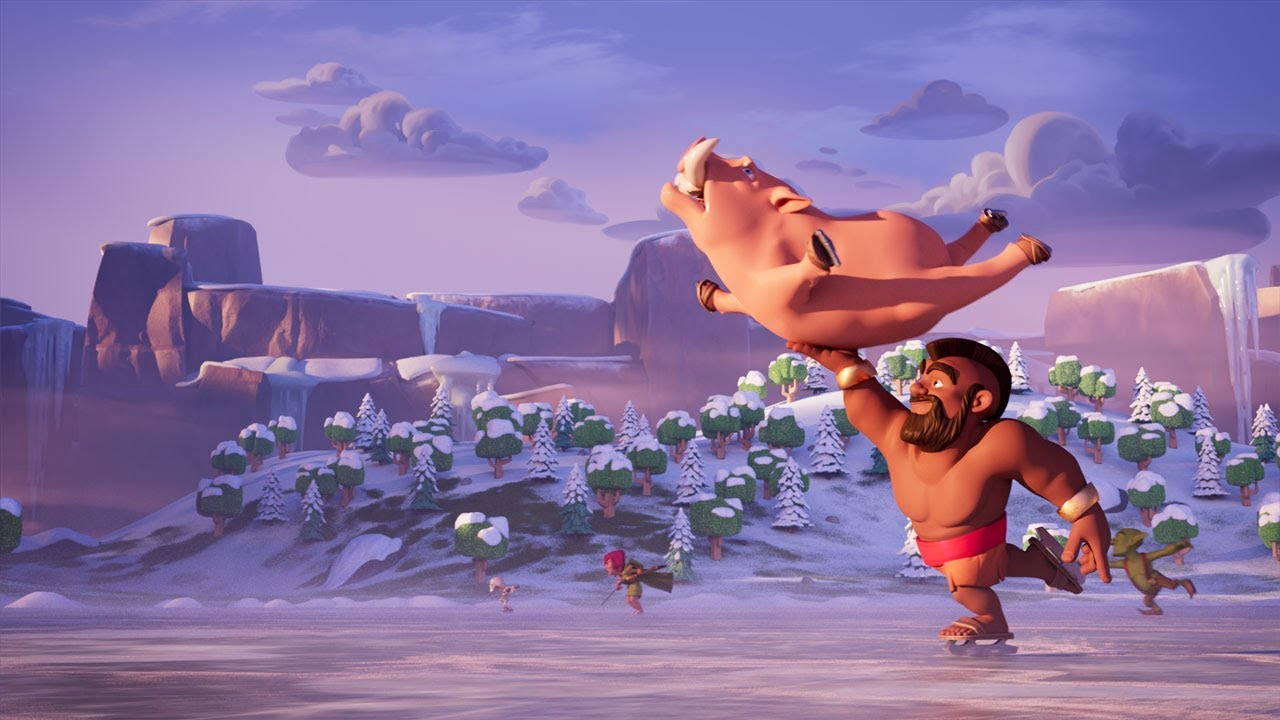 Clash on Ice (Clash of Clans Official)