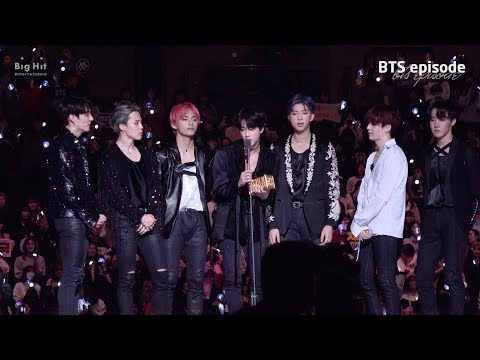 EPISODE BTS 방탄소년단 2018 MAMA in JAPAN