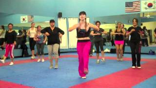 We No Speak Americano - Yolanda Be Cool & Dcup - Charleston/Swing (Dance Fitness)