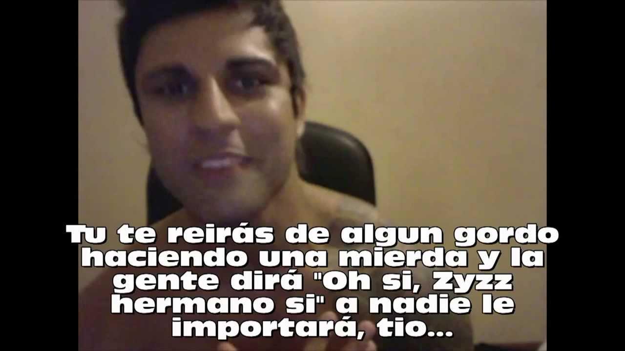 Zyzz Discursos Motivadores En Español Youtube