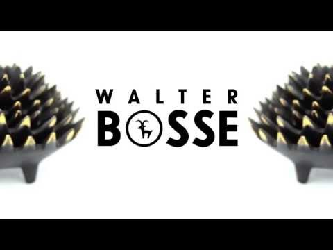 Walter Bosse Hedgehog Ashtrays - Modern Vienna Bronze
