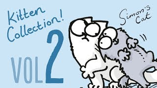 Tiny Terror - Simon's Cat | KITTEN COLLECTION