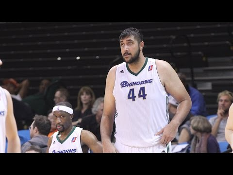 Sim Bhullar NBA D-League Season Highlights w/ Reno Bighorns