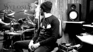 Sylosis - Recording new single track Slings And Arrows