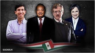 4 Personas que pueden salvar a México este 2018