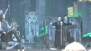Powerwolf - Raise your fist, evangelist - Hellfest 2014 (Clisson) June 20,21,22 2014