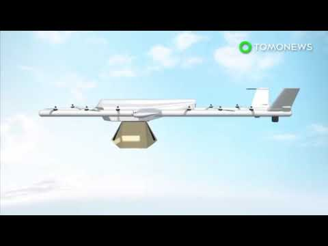 Alphabets Wing to launch new drone delivery service in Helsinki
