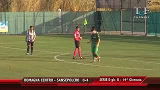 Serie D Girone D Romagna Centro-Sansepolcro 0-4