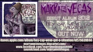 """Marry Me In Vegas -  """"Zombies eat brains, humans prefer hearts"""""""