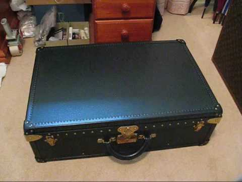 bffb357cdec3 COLLECTING LOUIS VUITTON - PART 9 - Hardcase Suitcases Luggage Briefcases  Hard Case Luxury - YouTube