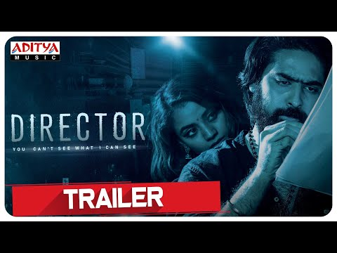 Director Official Trailer | Ashish Gandhi, Aishwarya Raj Bhakuni | Sai Kartheek