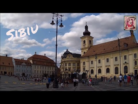 Sibiu, Romania || Travel vlog