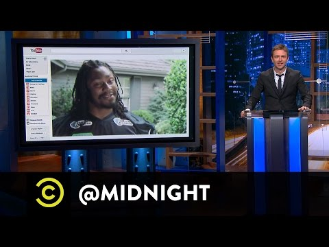 Matt Walsh and the Sklar Brothers - Loco-mercials - Sportz Edition - @midnight with Chris Hardwick