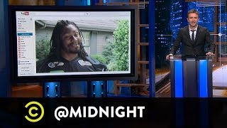 Matt Walsh and the Sklar Brothers - Loco-mercials: Sportz Edition - @midnight with Chris Hardwick