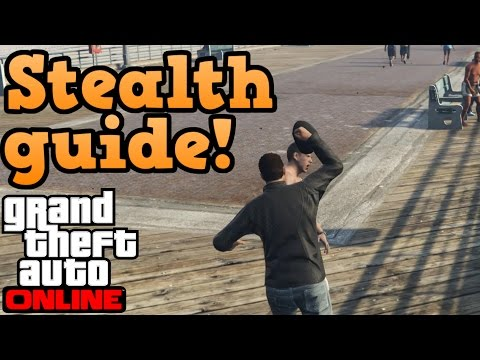 Stealth! - How it works and how to train it - GTA online guides