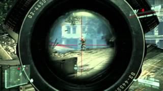 Crysis 2 | Multiplayer Progression Part 1: The Nanosuit