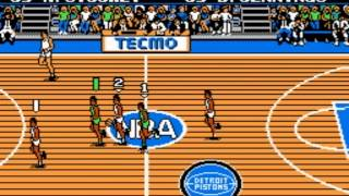 Tecmo Basketball (NBA 2K13 hack) - Vizzed.com GamePlay (rom hack) - User video