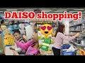 DAISO SHOPPING! | Murang HOME DECOR at mga GAMIT SA BAHAY