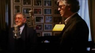 Tony Bennett & Andrea Bocelli (Duets II, video reportage)